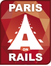 Logo Paris on Rails