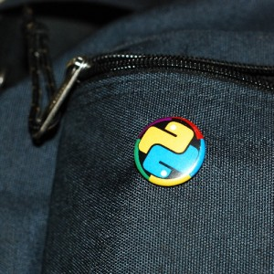 Photo de Badge Python